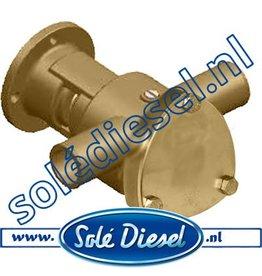 37611000 Solé  Raw water pump