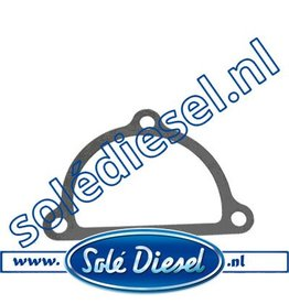 13521022 Solé Gasket Water Pump Fitting