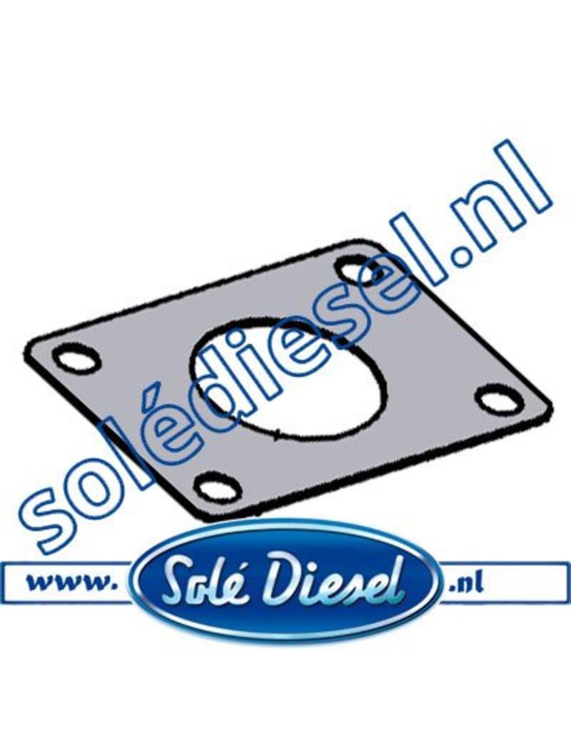 17613014 Solé uitlaat pakking