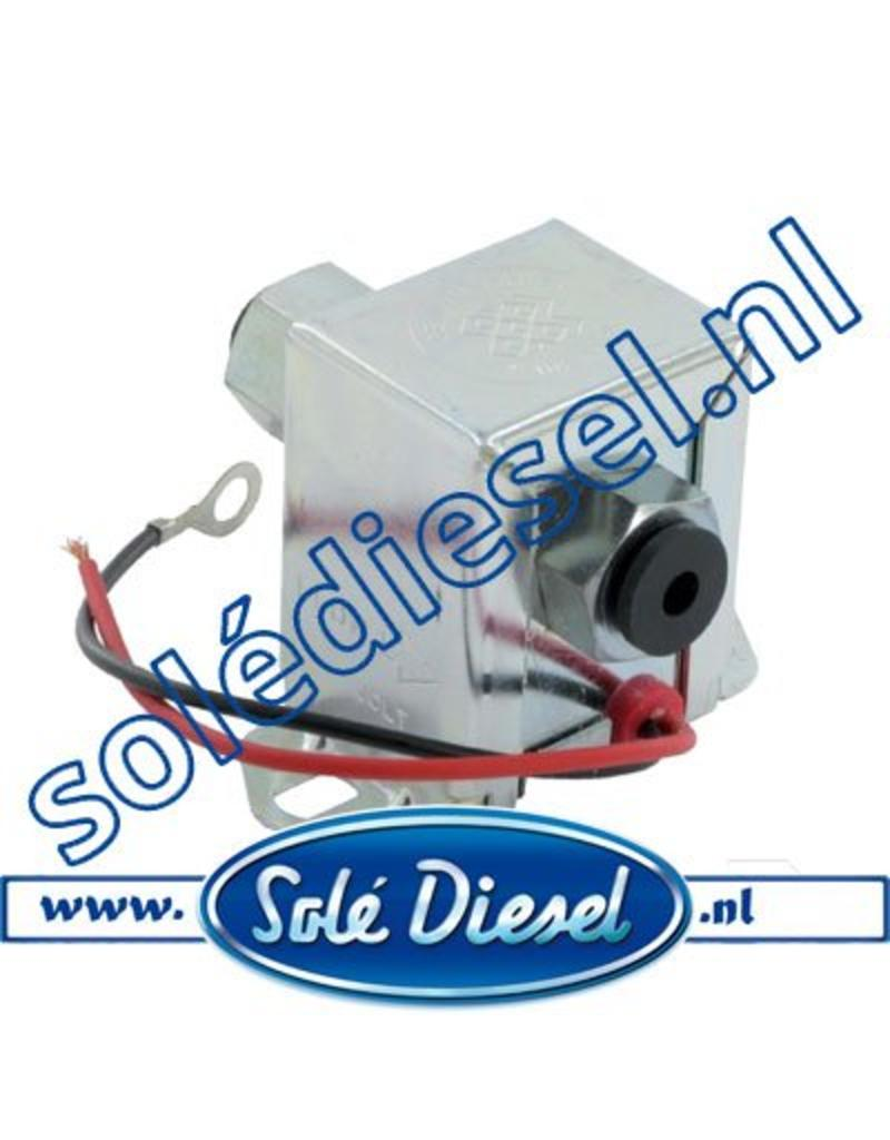 13814070  Solédiesel | parts number |Electric Fuel feed pump