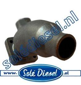 17013015 Solé  Exhaust Elbow
