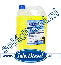 MA000001  Solédiesel   parts number   Solé Coolant Liquid 50%