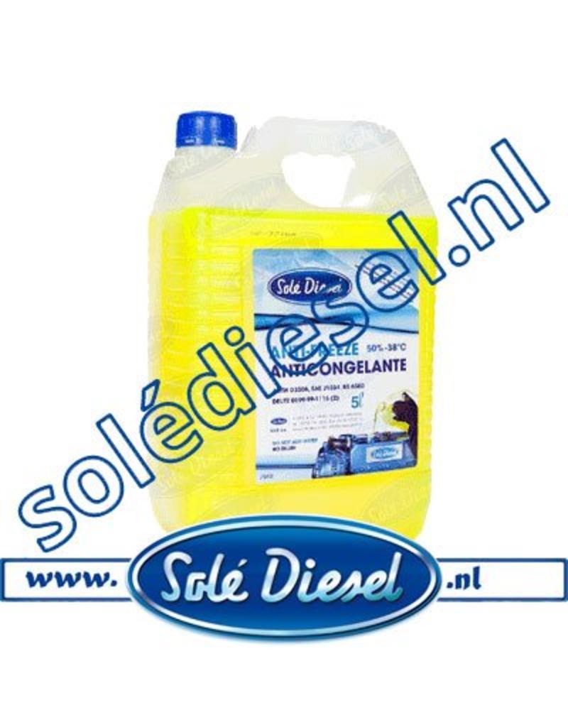 MA000001| Solédiesel | parts number | Solé Coolant Liquid 50%
