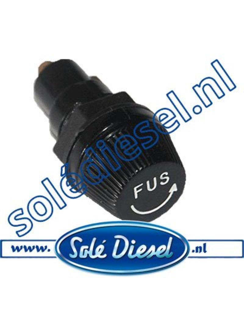 60900121| Solédiesel |Teilenummer | Sicherungshalter