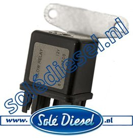 13827005  | Solédiesel | parts number | Glow relay
