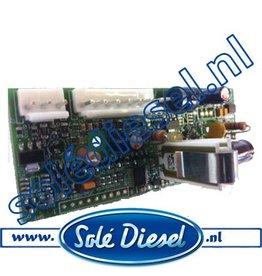 60900301.2  Solédiesel onderdeel   Printplaat dashbord