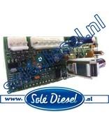 60900301 | Solédiesel onderdeel | Printplaat dashbord