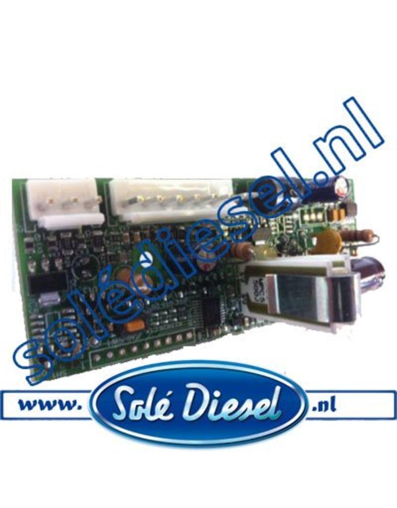 60900301  | Solédiesel | parts number | Circuit Plate