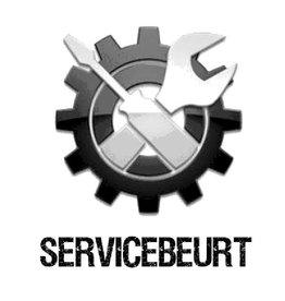 Maintenance 5 cilinder diesel engine