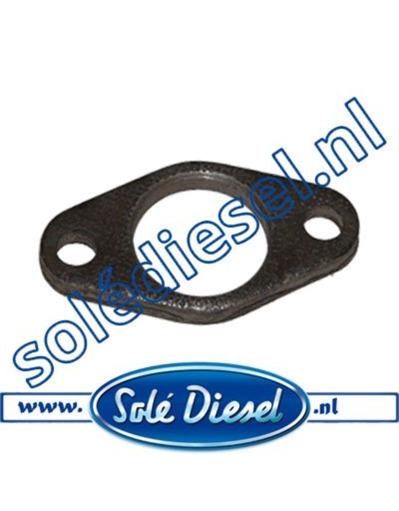 12111034 | Solédiesel onderdeel | Plate, Exhaust Manifold