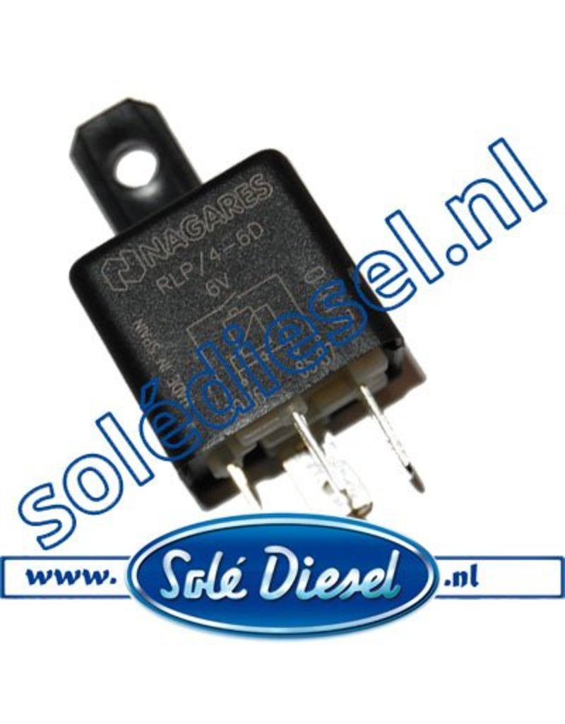 18517005.1 | Solédiesel | parts number | Cranking relay