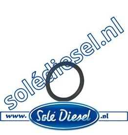 12111006 | Solédiesel onderdeel | Lower Cylinder O-ring