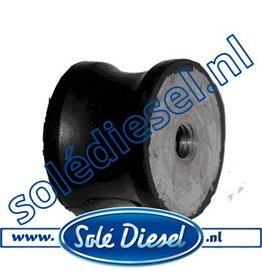 12110050 | Solédiesel onderdeel | Flexible Mount Rear