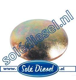 12111004.1 | Solédiesel onderdeel | Cap Cylinder 28.4 mm