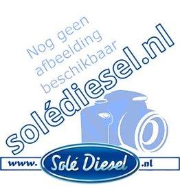 12111036   Solédiesel   parts number   Water outlet flange