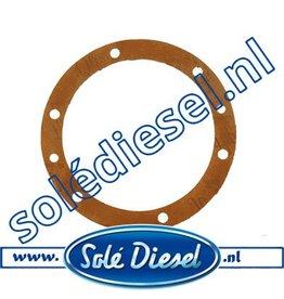 12120022 | Solédiesel onderdeel | Gasket Bearing Cap 0.5mm