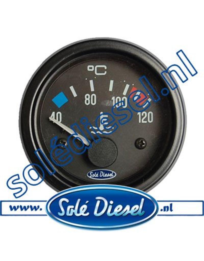 60900815 | Solédiesel onderdeel | watertemperatuurmeter