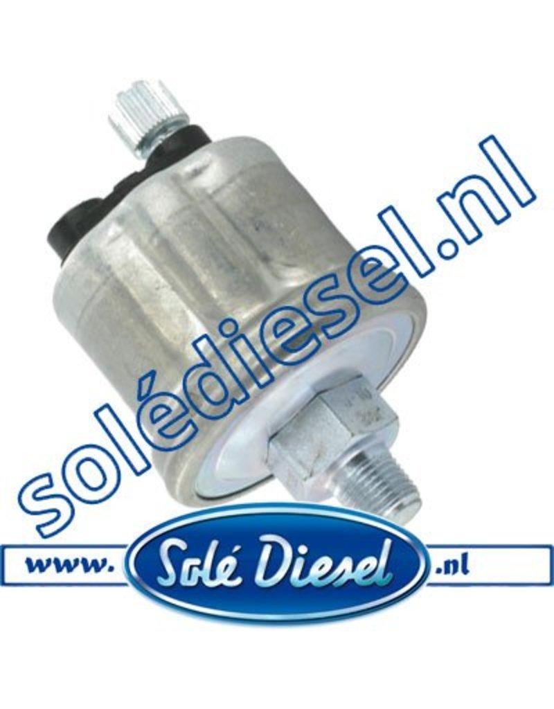 60900985   Solédiesel onderdeel   Oliedrukzender