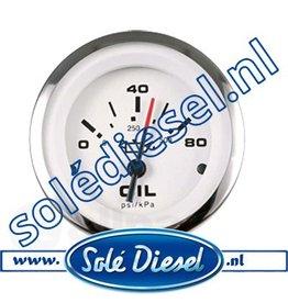 60900920 | Solédiesel onderdeel | Oliedrukmeter