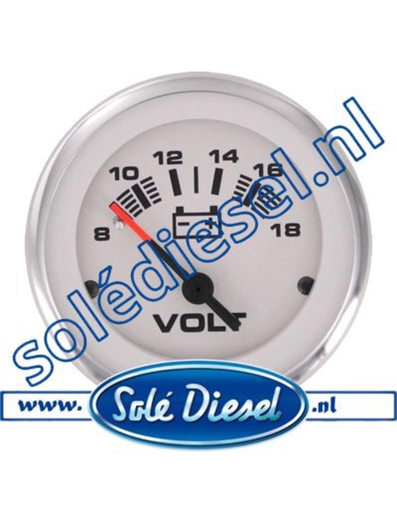 60900925 | Solédiesel onderdeel | Voltmeter