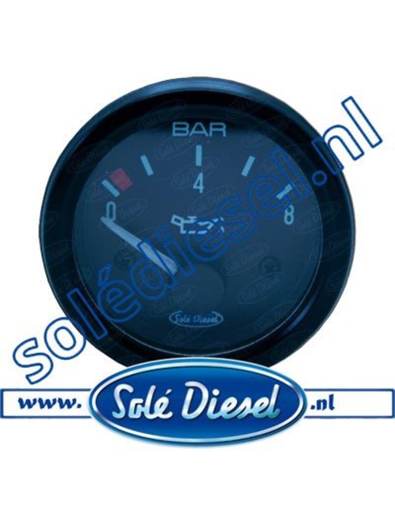 60900820 | Solédiesel onderdeel | Oliedrukmeter