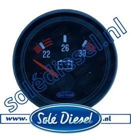 60900825   Solédiesel onderdeel   Voltmeter