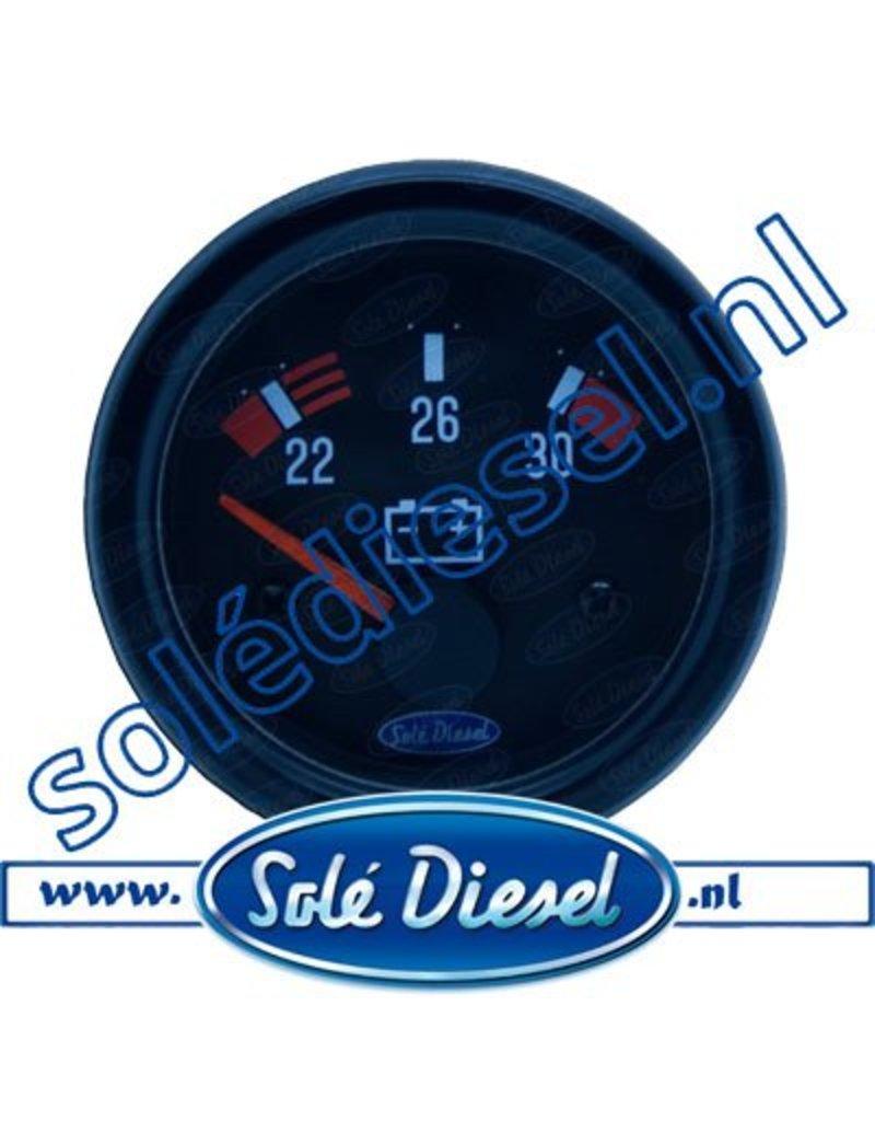 60900825 | Solédiesel onderdeel | Voltmeter