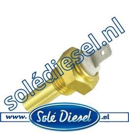60900980  | Solédiesel |Teilenummer | Wassertemperaturgeber