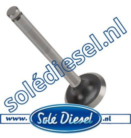13222156 | Solédiesel | parts number | Exhaust Valve -NEW