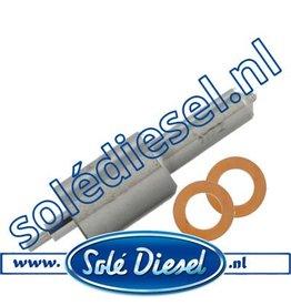 12326011   Solédiesel onderdeel   Injection Nozzle