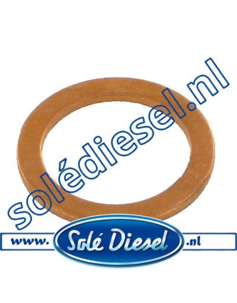 12126006   Solédiesel onderdeel   pakking injector dop