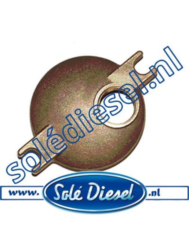 13811002 | Solédiesel onderdeel | Deksel waterkoeler