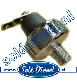 13124060    Solédiesel   parts number   Switch Oil Press