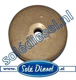 13511002 | Solédiesel onderdeel | Deksel voorkant waterkoeler