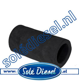 13811017   Solédiesel   parts number   Rubber Sleeve