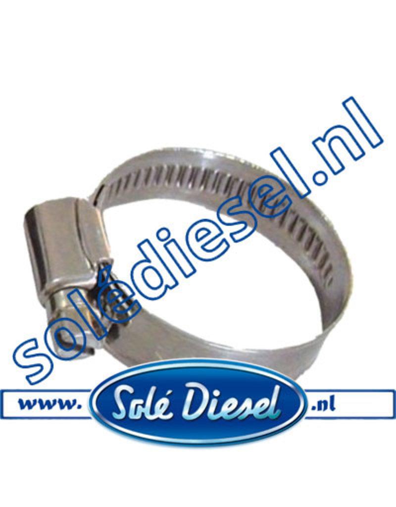 54081020 | Solédiesel onderdeel | Slangklem