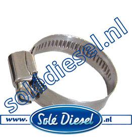 54082025 | Solédiesel |Teilenummer | Schlauchschelle