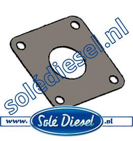 17113016  Solé uitlaat pakking