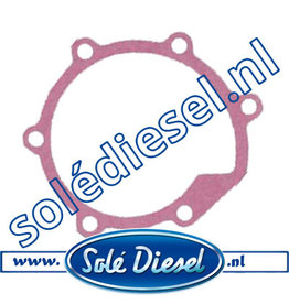 13821022  Solé  Gasket Water Pump Fitting