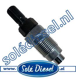 13826001 | Solédiesel onderdeel | Nozzle & Holder