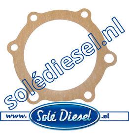 13220016 | Solédiesel | parts number | Gasket  Front Plate