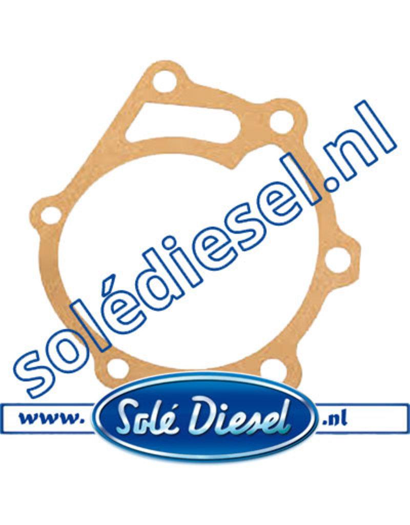 13221041  Solédiesel   parts number   Gasket  water Pump