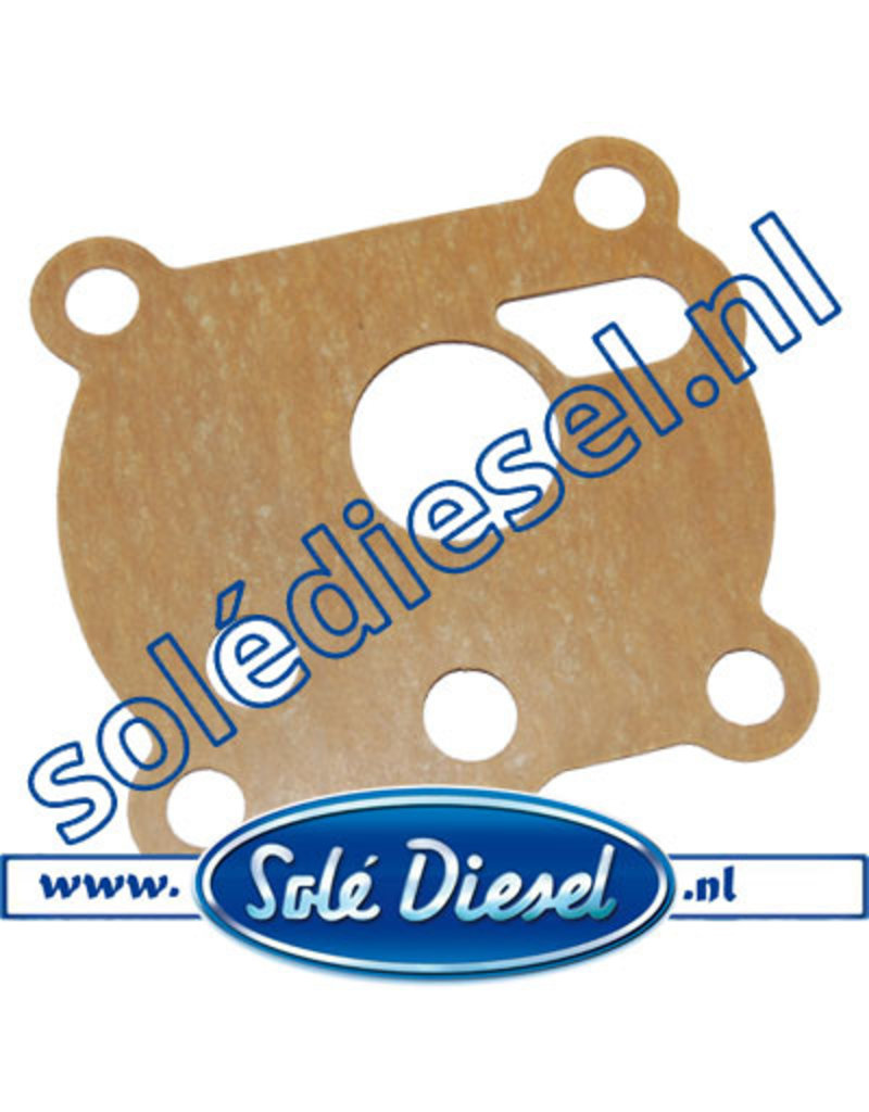 13224041| Solédiesel | parts number | Gasket  Oil Pump