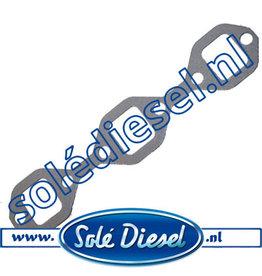 17221035 | Solédiesel | parts number | Gasket Exhaust Manifold