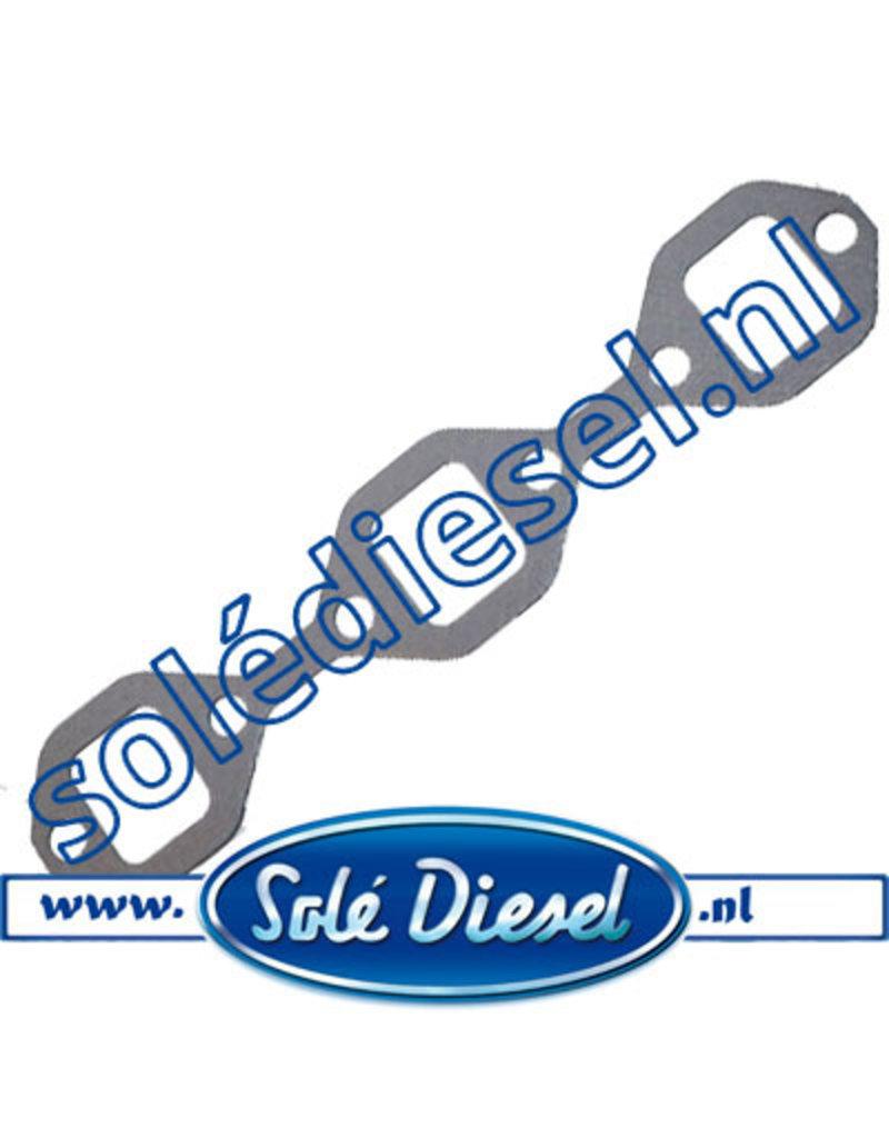17221035| Solédiesel |Teilenummer | Gasket Exhaust Manifold