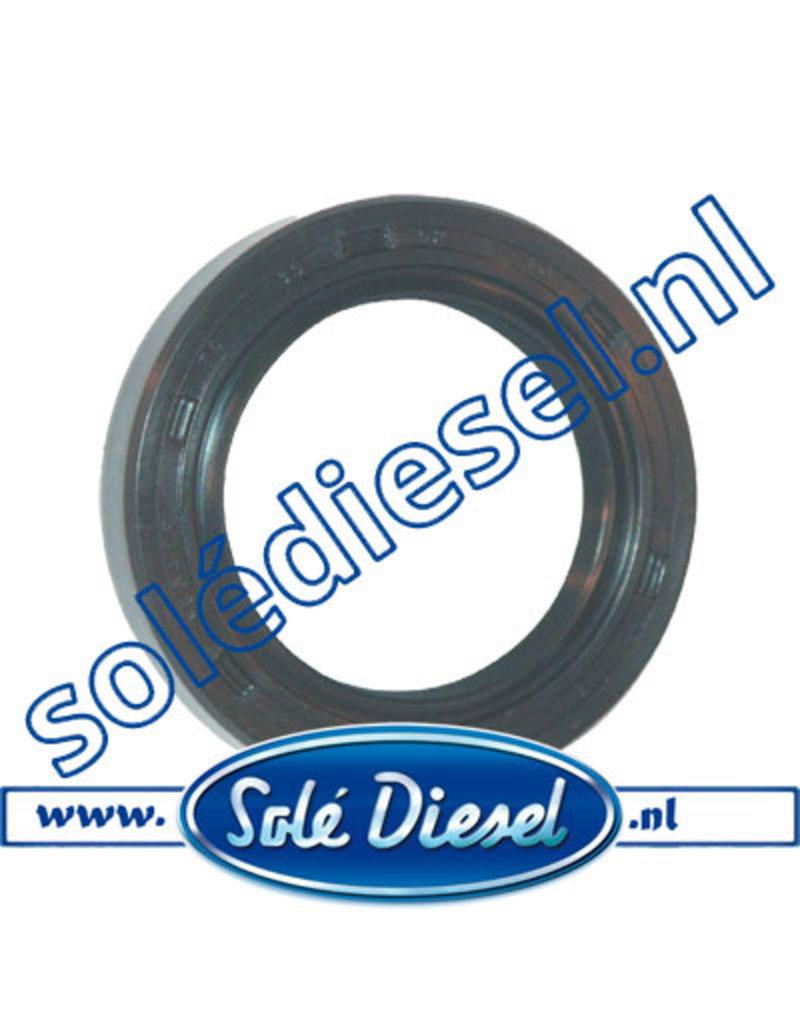 13120019 | Solédiesel onderdeel | oliekeerring