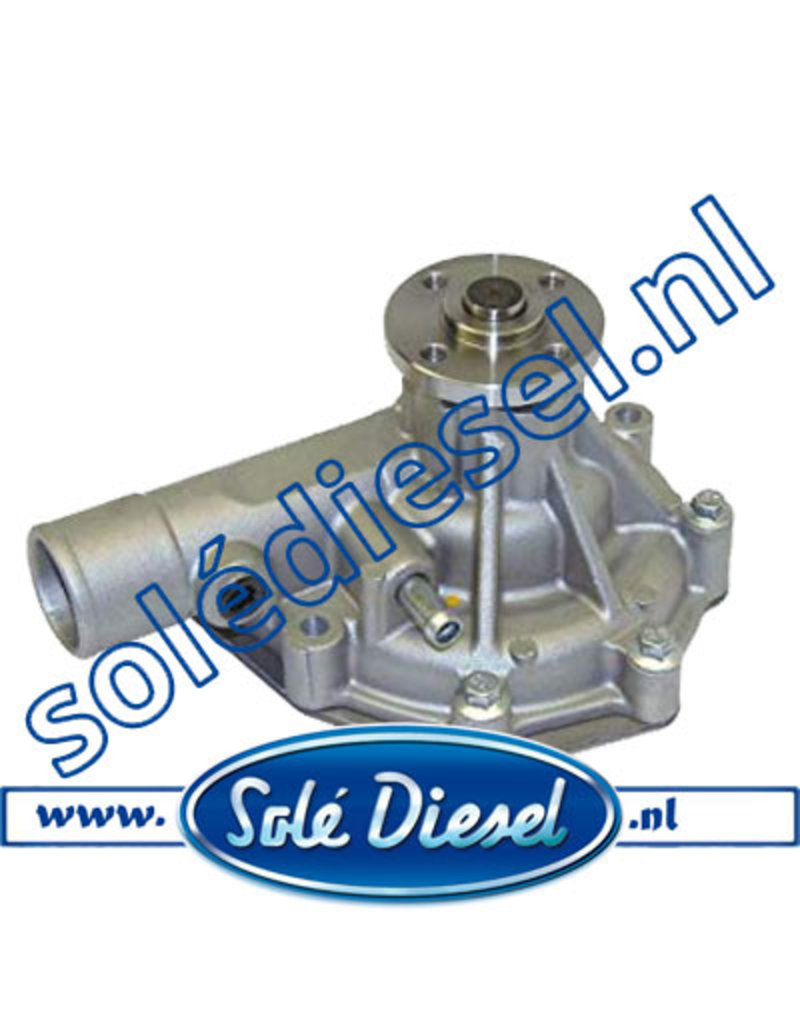 17421020 | Solédiesel onderdeel | Waterpomp