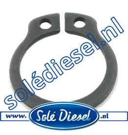 53040020 | Solédiesel onderdeel | Seegerring