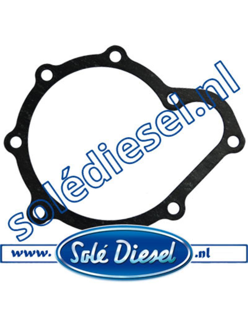 17421022   Solédiesel   parts number   Water pump gasket