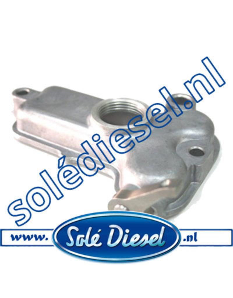 12121043 | Solédiesel onderdeel | Cilinderkopdeksel